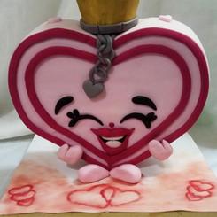 Torta Corazon