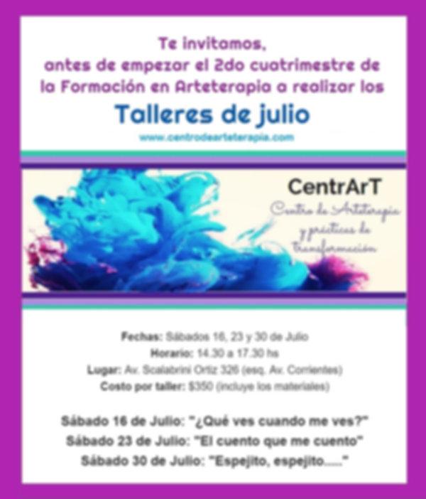 Arteterapia, CentrArt, arteterapia en Buenos Aires