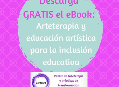 Arteterapia y educación artística para la inclusión educativa.