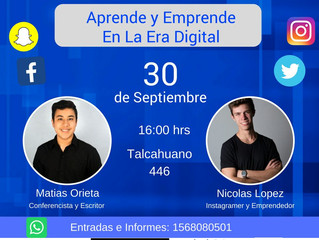Aprende y Emprende en la Era Digital