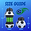 Thumbnail: Collapsible Football Shaped Water Bottle