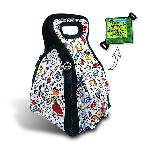 Kids Lunch Bag and Game
