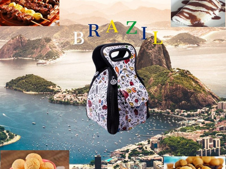 Step into the world of my Brazilian cuisine!