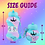 Thumbnail: Unicorn/ Kittycorn Collapsible Water Bottle Rainbow