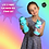 Thumbnail: Cute Kids Cat Shaped Silicone Water Bottle