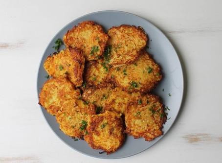 Easy Peasy Veggie Fritters