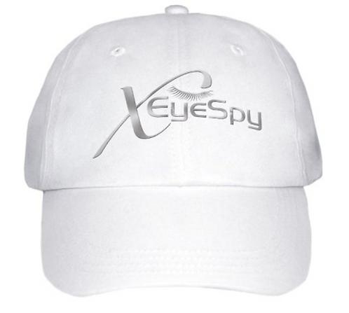 X Eye Spy Lash Salon Hat  with Specialized Name on Back
