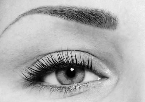Permed Lashes
