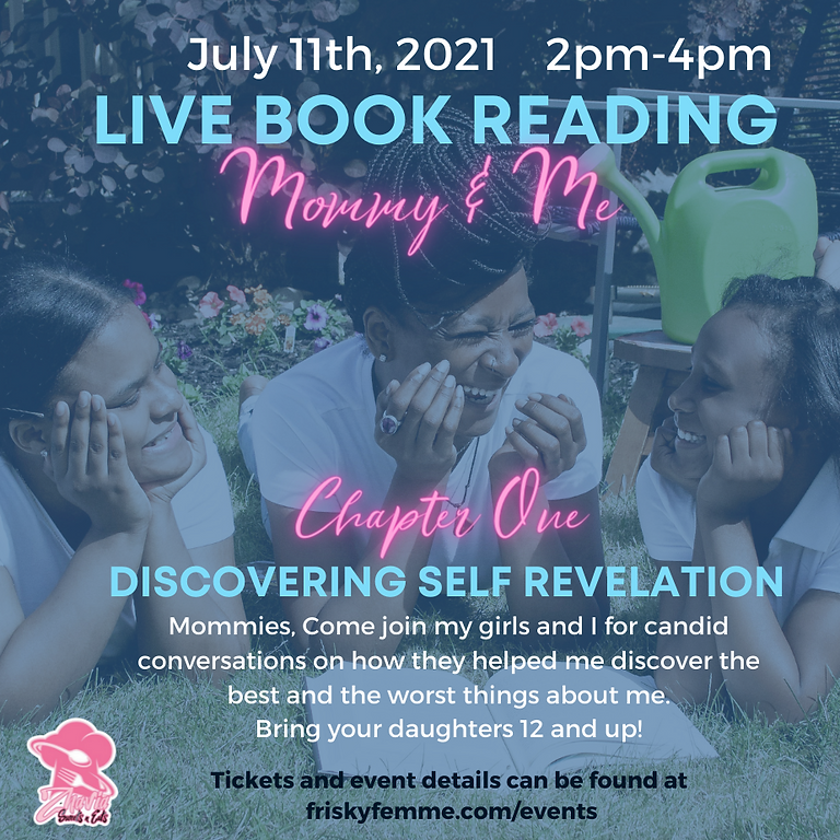 Sis, Is it You ? Live Reading: Mommy & Me