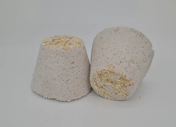 Soothing Oatmeal Bath Bomb
