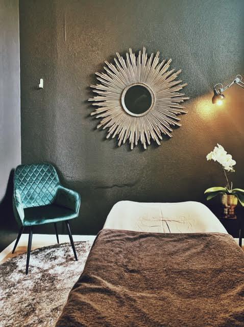 Spa Pedicure Room