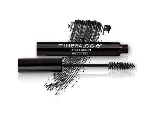 MINERALOGIE Mascara, Lash Fusion Black