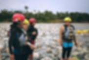 ecuador - kayak - michelle renee baldovi