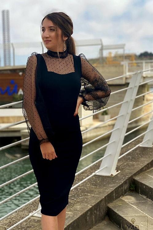 Black Scarlet Dress