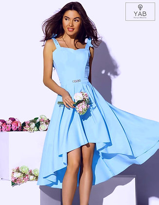 Spectacular Blue Gown