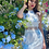 Thumbnail: Elegant A-Line Lace Dress