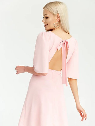 Delicate Pastel Pink Dress