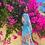 Thumbnail: Floral Vintage Pleated Dress