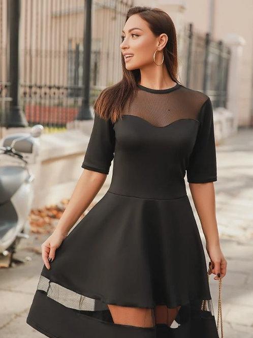 Black Sophisticated Dress