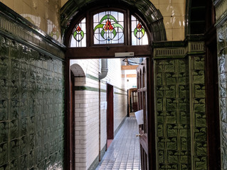 Historic Tiling