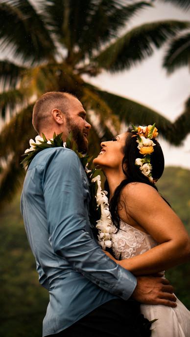 Maui Hawaii Destination intimate wedding elopement