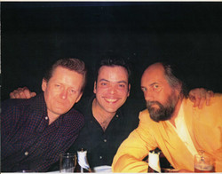 Andy Silvester & Mick Fleetwood