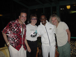Bill Wyman, Ike Turner & Albert Lee