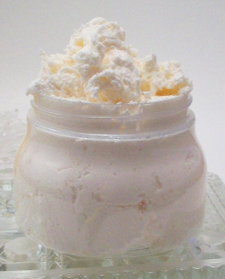 Scented Whipped Shaving Soap Butter