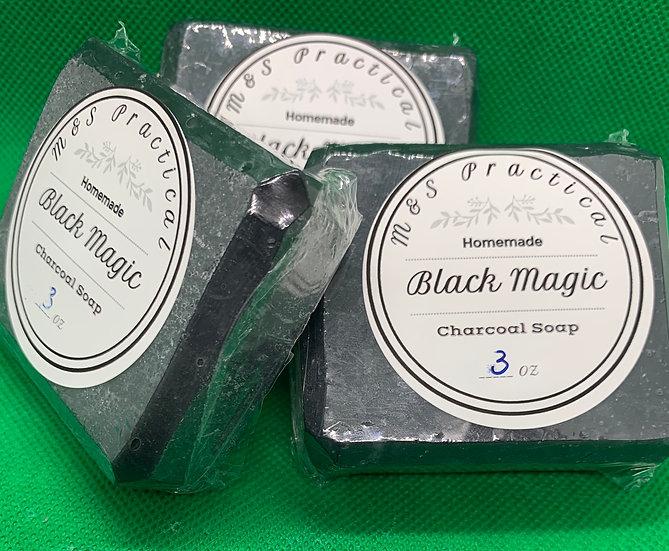 Old Black Magic Face Soap