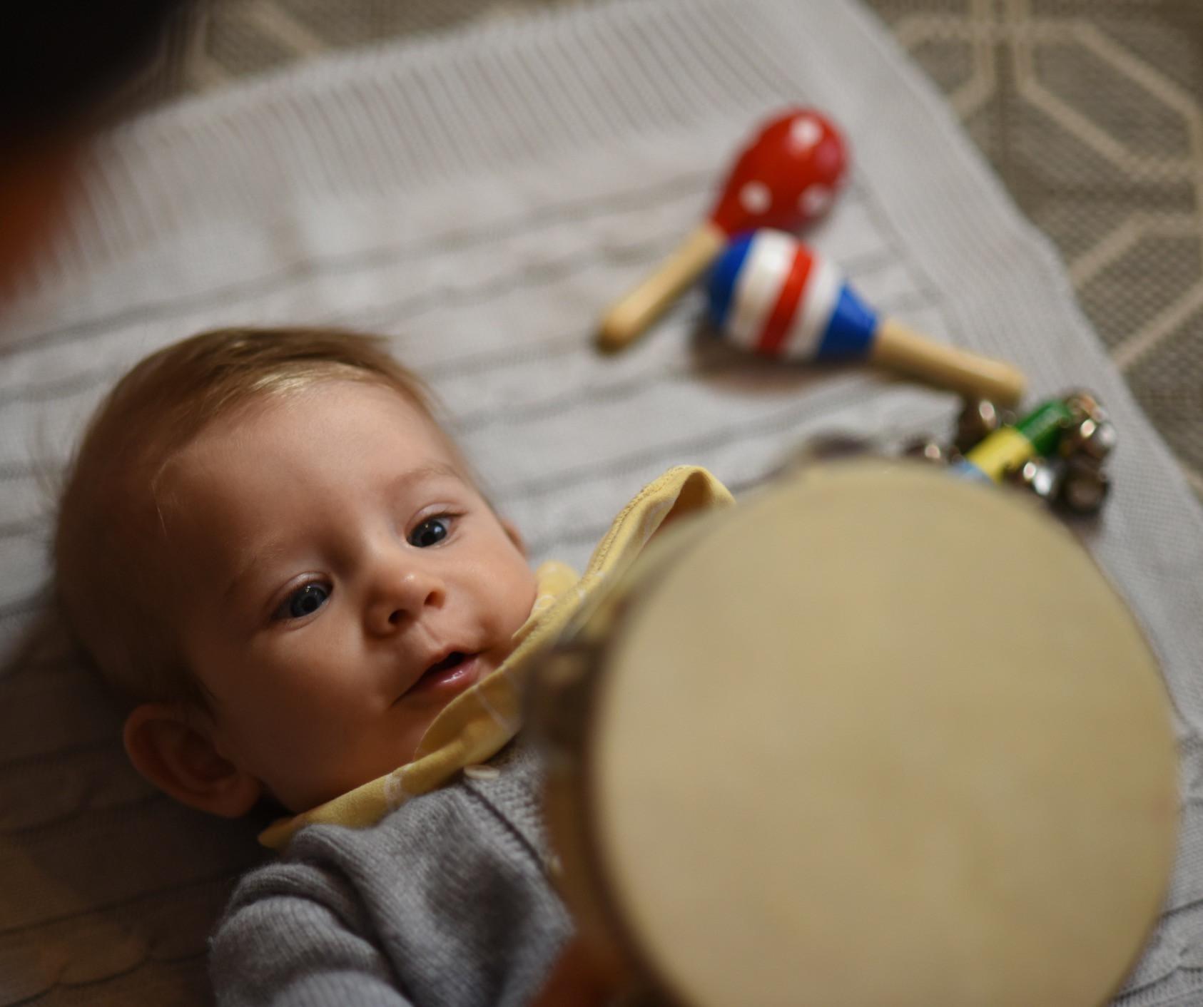 Musikwerkstatt für Babys ab 1 Jahr - MI