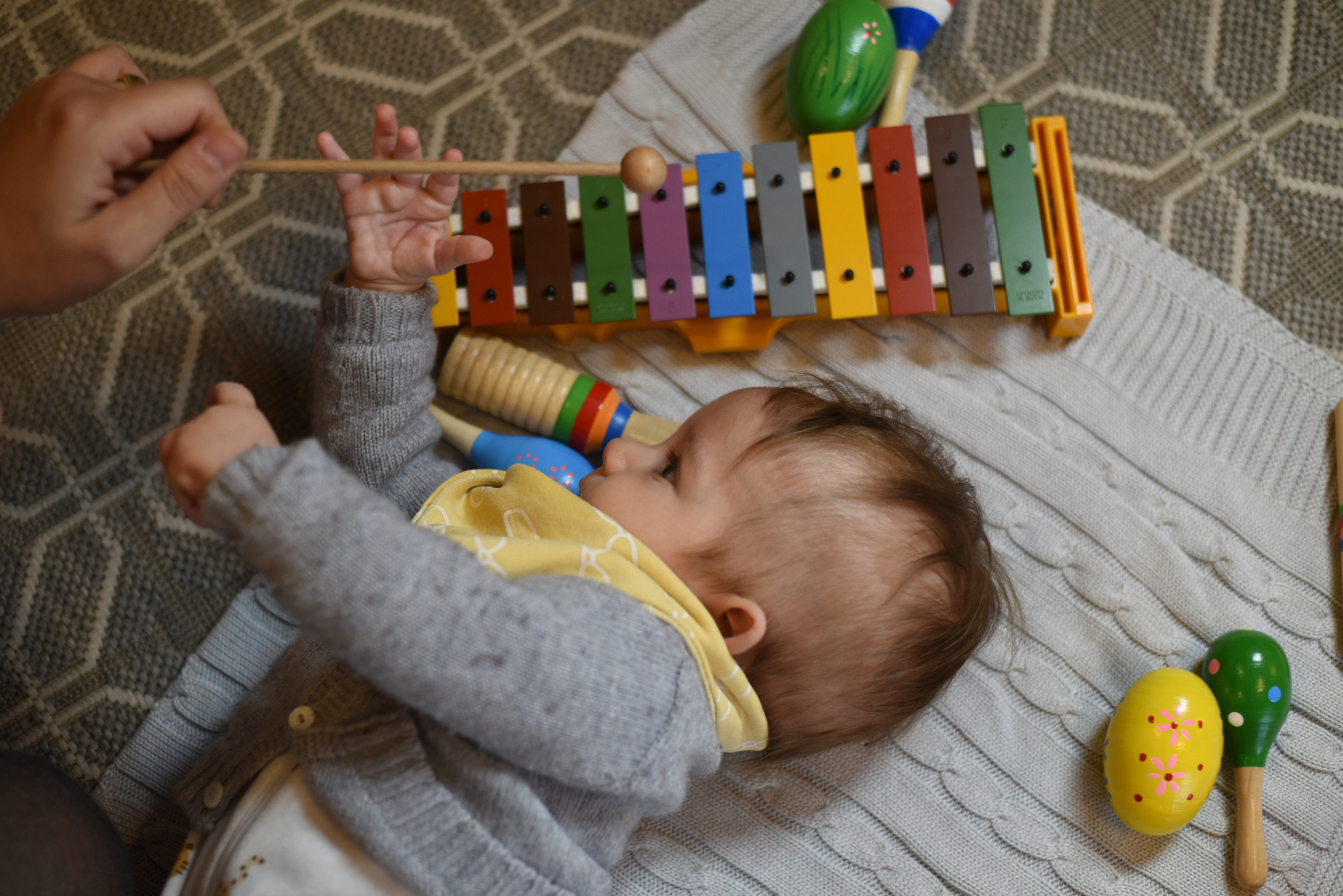 Musikwerkstatt für Babys ab 1 Jahr - MO