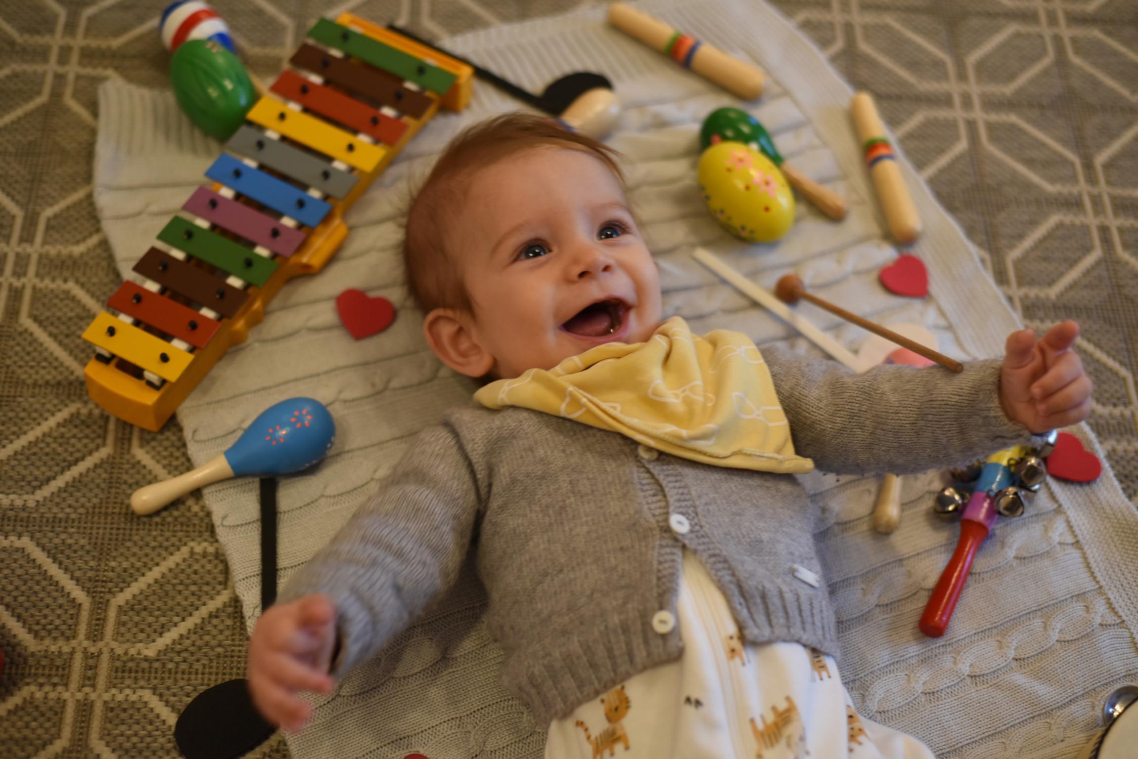 Musik für Babys ab 3 Monaten - DI