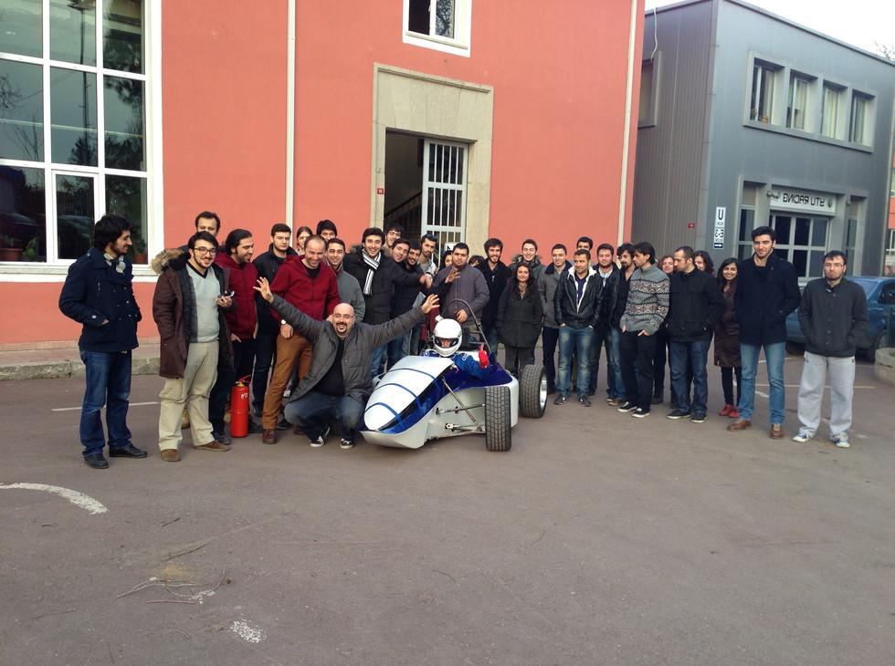 YTR01 Team
