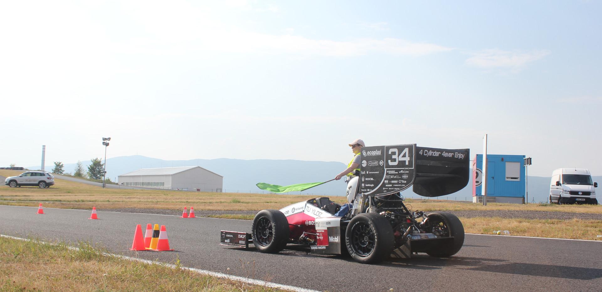 Varano de' Melegari Circuit / Italy
