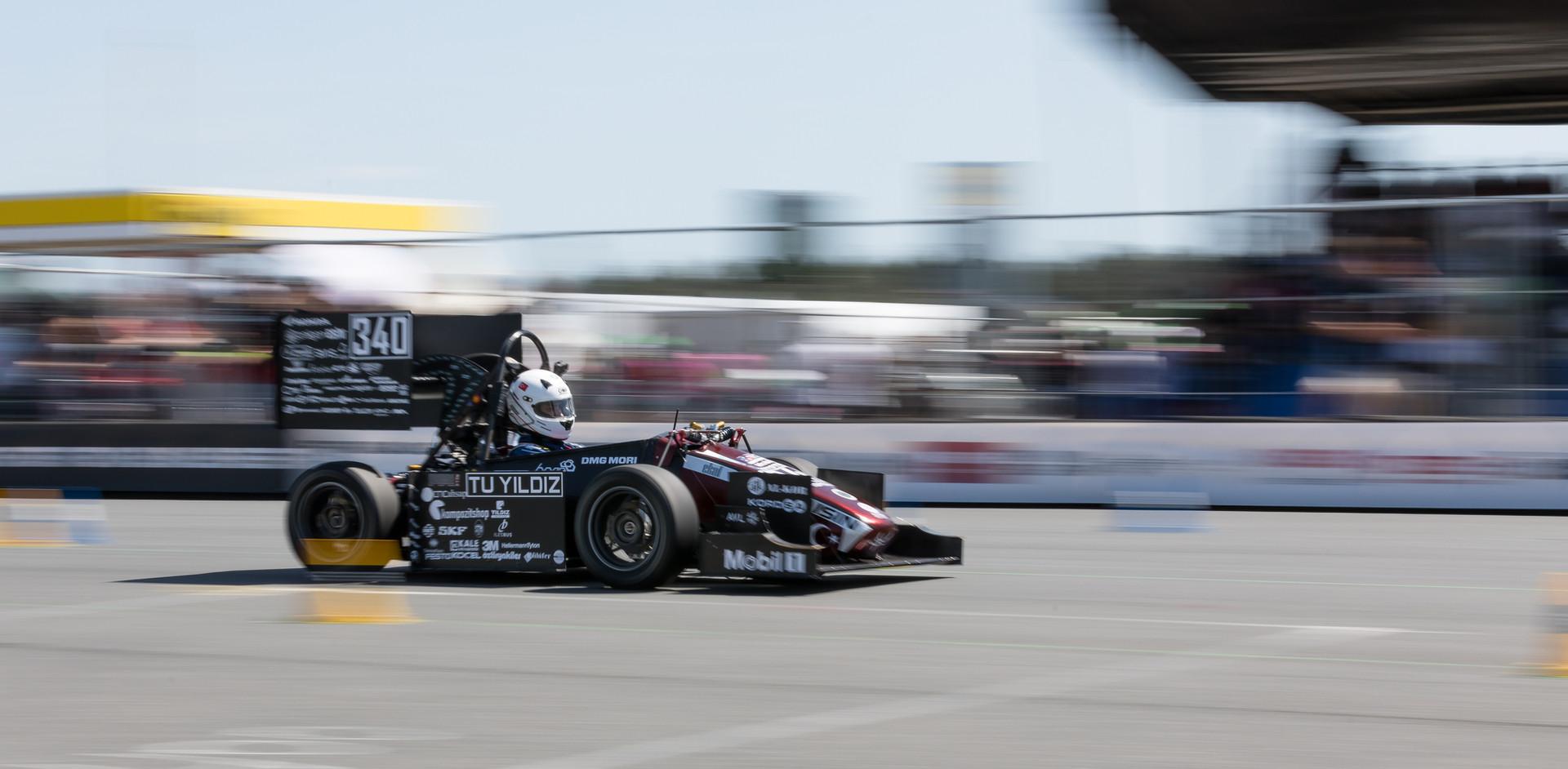 Hockenheimring F1 Circuit / Germany