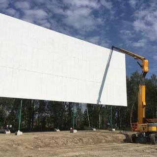 Construction d'un 3e écran