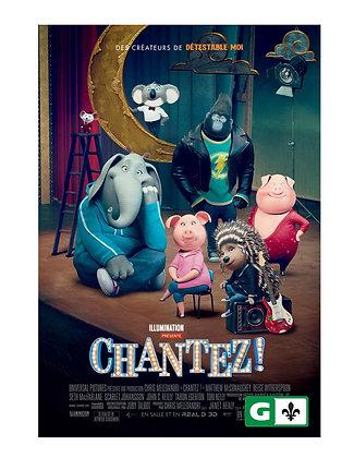 CHANTEZ!