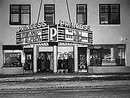 Cinéma Princess 1950
