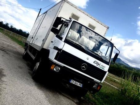 NOUVEAU : Un camion = Concours pour tout le monde !