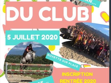 🔆FÊTE DU CLUB 🔆