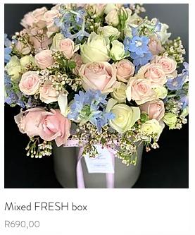 Mixed FRESH box R690