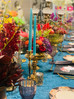 Fruit and floral Delight - Winter Table Set up at The Wedding Expo 2020