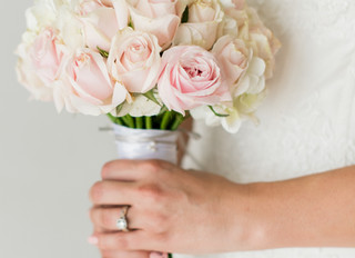 Sun. April 24, 2016  WHITE LIGHT WEDDING – IAN & ANDRIA