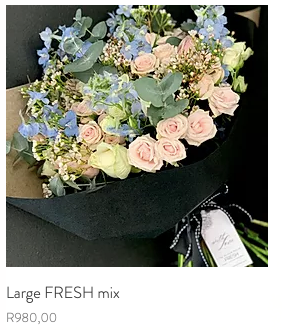 Large FRESH mix R980