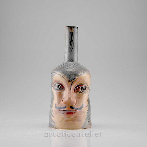 Bottiglia scultura