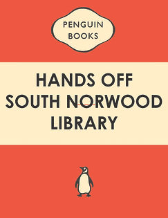 HAnds off south norwood library.jpg
