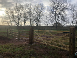 Goode Fencing Contractors Warwickshire