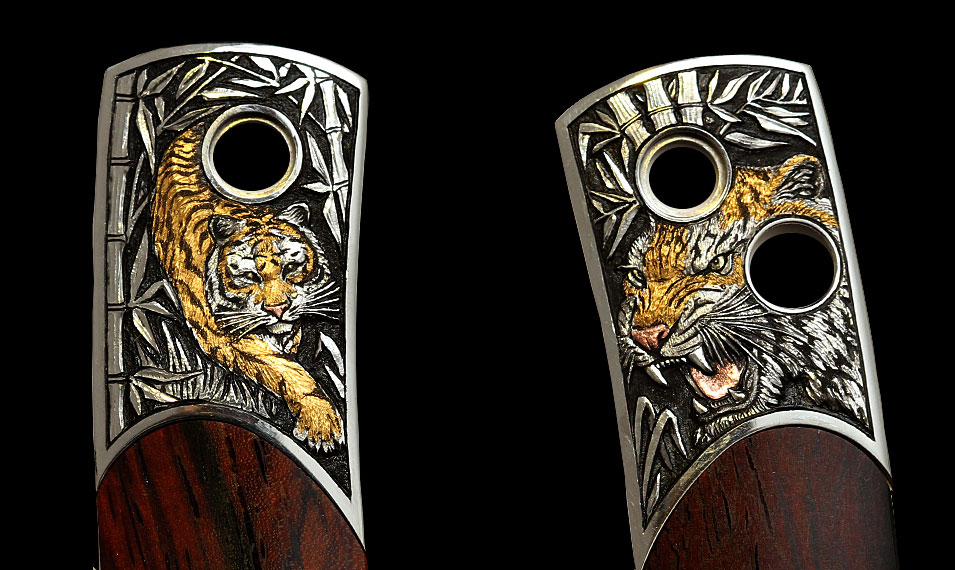 Tiger knife