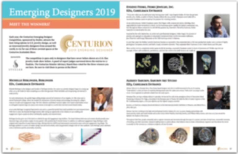 Centurion Emerging Designers 2019