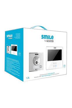 "Комплект видеодомофона Smile ref.5071, экран 7"""